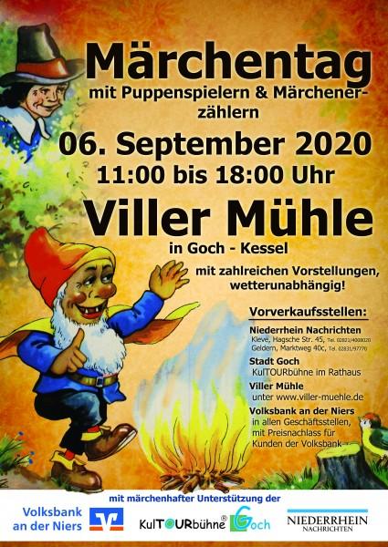 06.09.2020 Märchentag